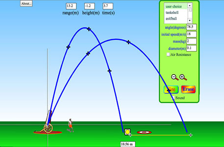1-Projectile Motion