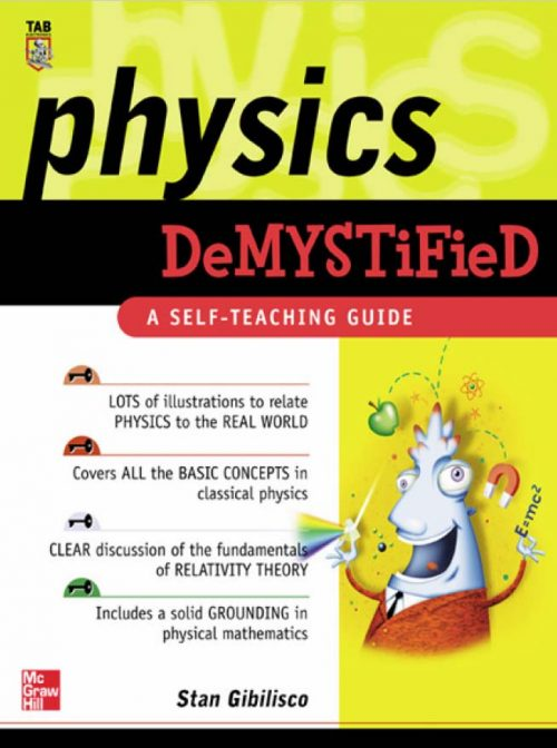 1 - Physics Demystified, 2nd Edition-Cover