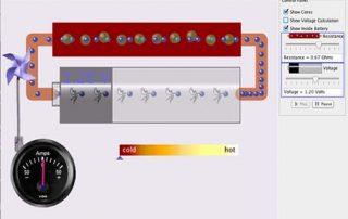 26-Battery-Resistor Circuit