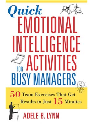Quick Emotional Intelligence Activies For Busy Managers