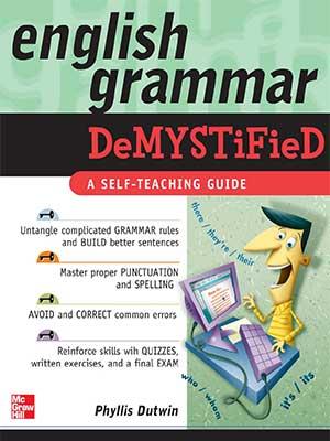 37 - English Grammar Demystified-index
