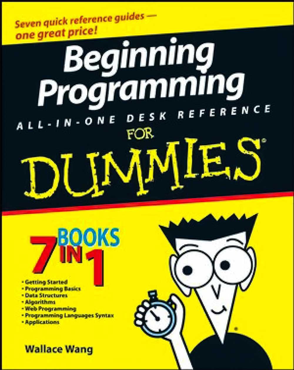 beginning programming for dummies pdf