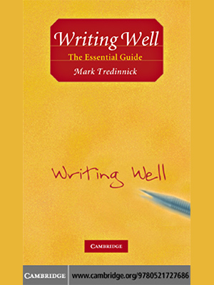 40 - Writing Well,The Essential Guide-index
