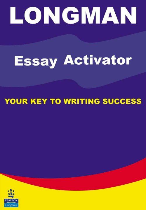 45 - Longman Essay Activator-cover