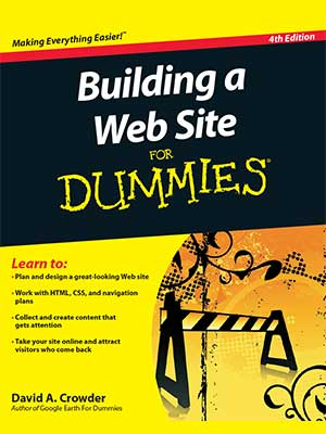 1 - Building a Website for Dummies-index