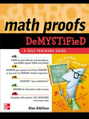 11 - McGraw-Hill - Math Proofs Demystified (2005)-index
