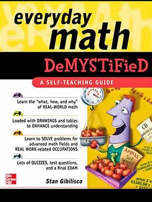 9 - McGraw-Hill - Everyday Math Demystified-index1