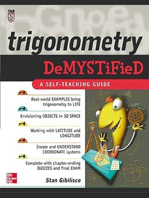 15 - McGraw-Hill - Trigonometry Demystified-index