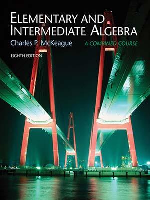 16 - Elementary and Intermediate Algebra-index