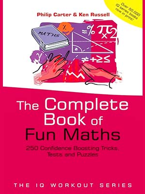 19 - The Complete Book of Fun Maths-index