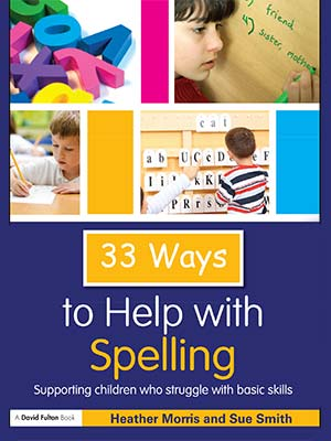 64 - 33 Ways to Help with Spelling-index