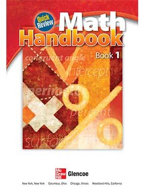 23 - Maths Handbook-index