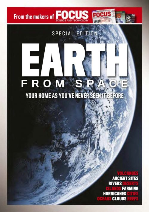 67 - Focus - Earth from Space-cover