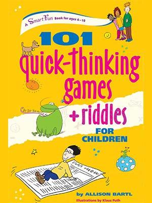 76 - 101Quick Thinking Games-index
