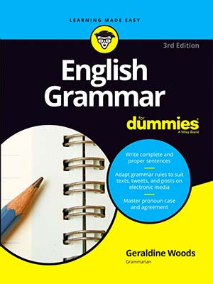78 - English Grammar For Dummies-index
