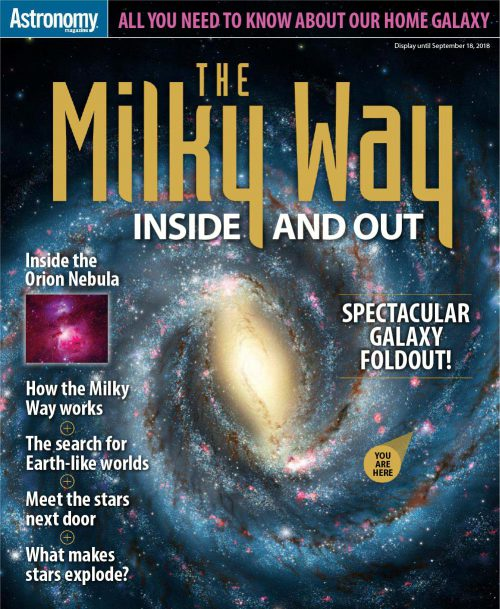70 - Astronomy - The Milky Way, Inside and Out-cover