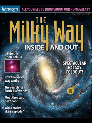 70 - Astronomy - The Milky Way, Inside and Out-index