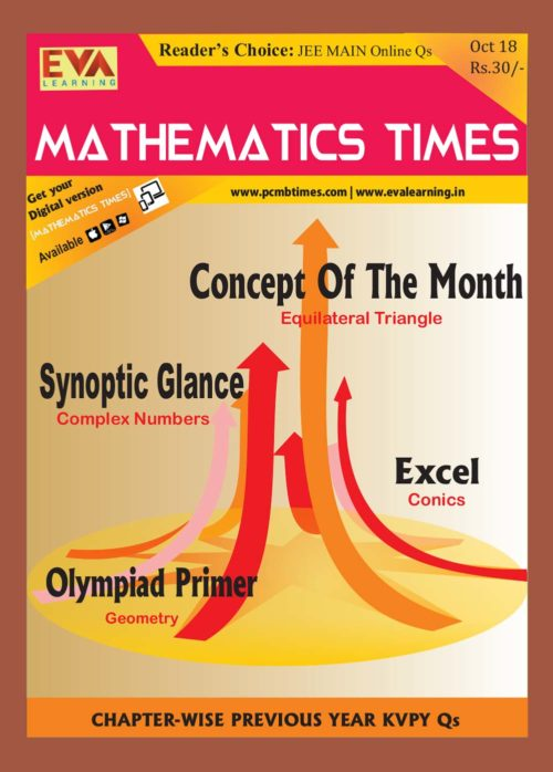 16 - Mathematics Times - October 2018-cover