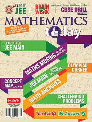 17 - Mathematics Today - October 2018-index