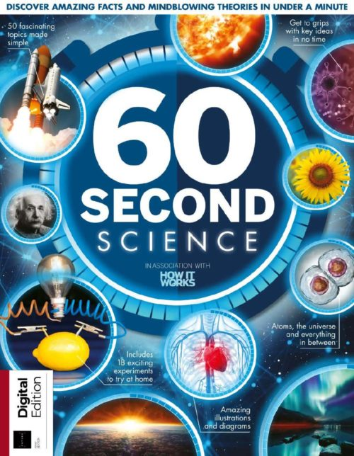 80 - How It Works - 60 Second Science - 1st Edition 2019-cover