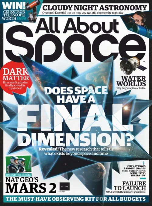 81 - All About Space - March 2019-cover