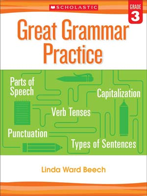89 - Great Grammar Practice 3-index