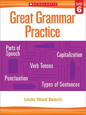 92 - Great Grammar Practice 6-index