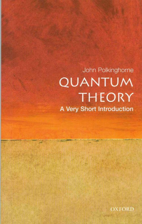 6 - Quantum Theory - John Polkinghorne-cover