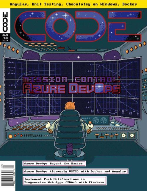 118 - CODE Magazine - Jan-Feb 2019-cover