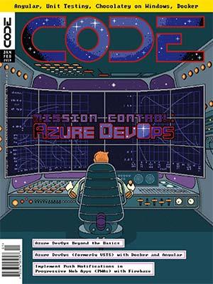 118 - CODE Magazine - Jan-Feb 2019-index
