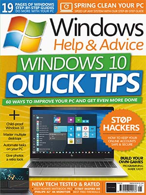 119 - Windows Help and Advice - May 2019-index