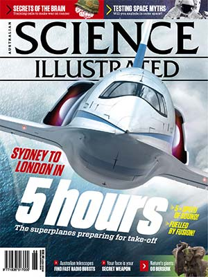 85 - Science Illustrated - August 2019-index