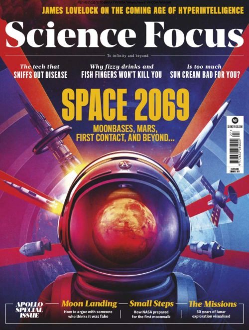 87 - Science Focus - September 2019-cover